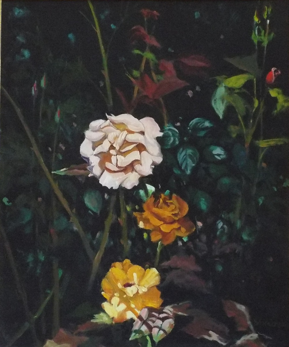 Three Roses (large view)