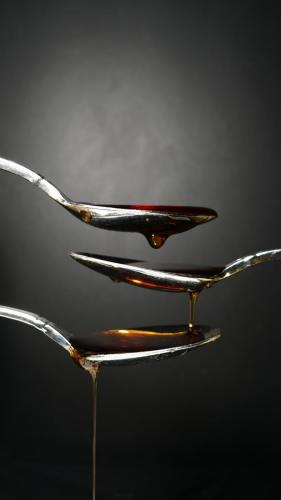 Syrup Spoons by Wyatt Stueve Photography