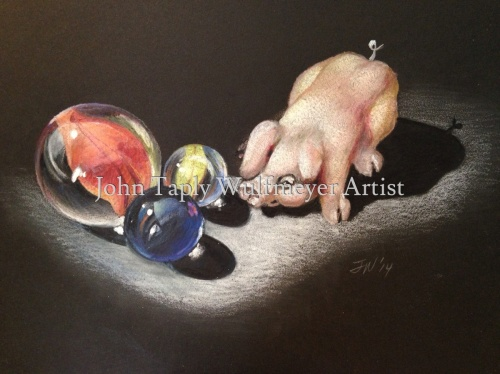 Marbles and Morgan