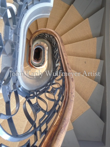 Stairway 2 - Photo Composition