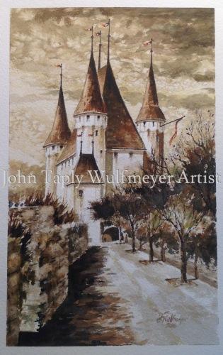 """""""Schloss Thun"""""""