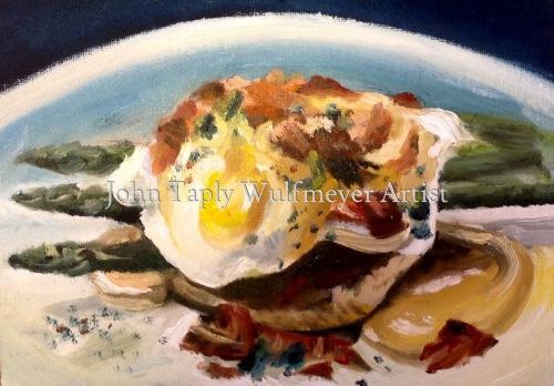 """Eggs Benedict"""