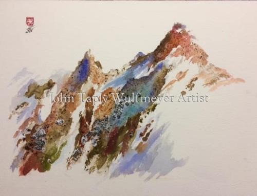 Alpine Schweiz