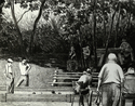 Bocce in Bronx Park (thumbnail)
