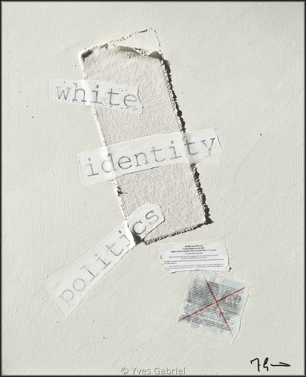 White Identity Politics Series # 5 (large view)