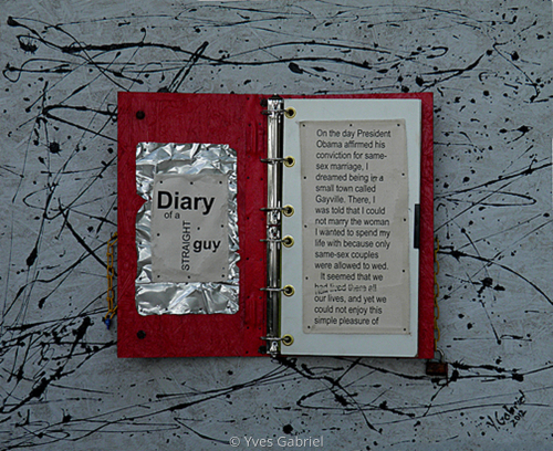 Diary of a Straight Guy (large view)