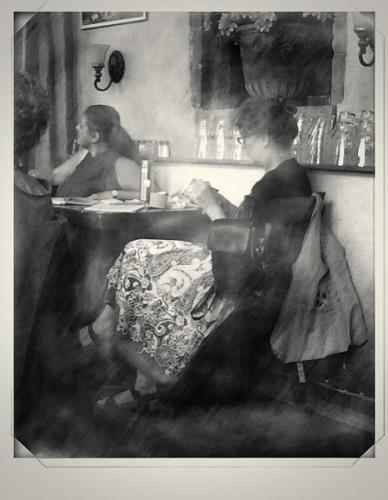 Cafe Artist