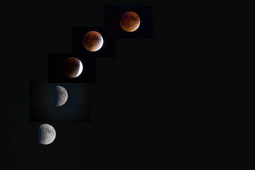 Lunar Eclipse, 27 September 2015