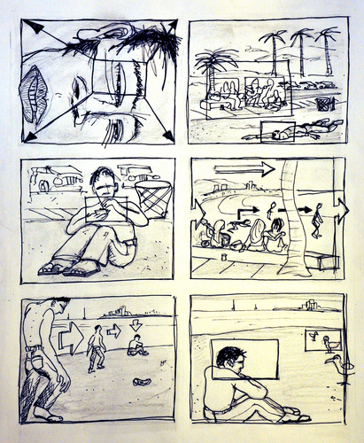 storyboard pg 1
