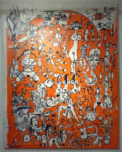 orange nam