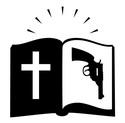 Bible & Gun logo