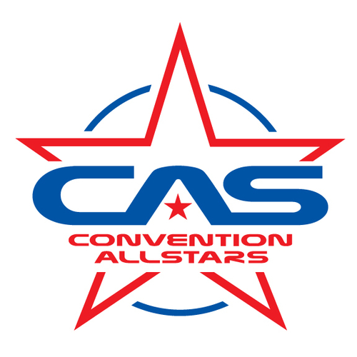 Convention All-Stars Logo by Zak Wilson