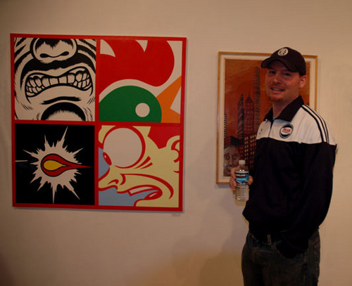 Amoeba Art Show