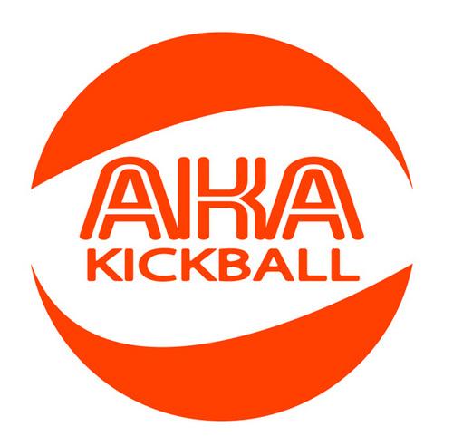 AKA Kickball logo