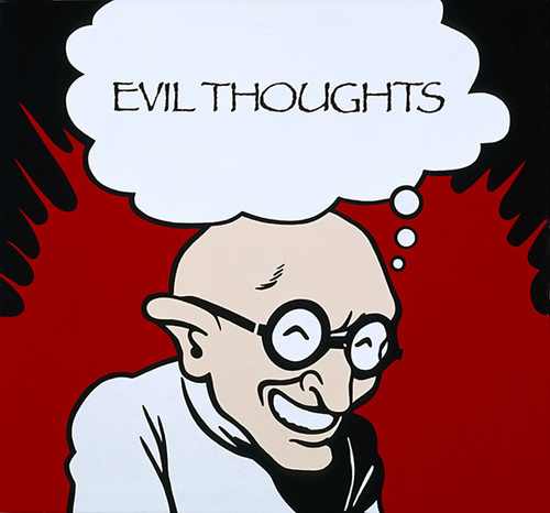 """Evil Thoughts"""