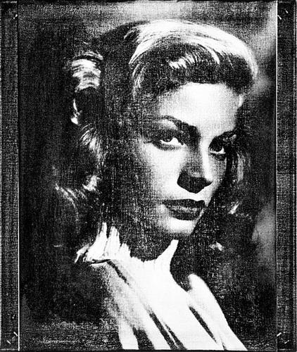 """""""Lauren Bacall"""""""
