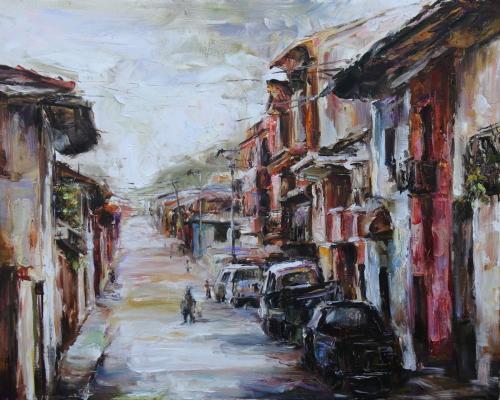Ecuador Street Impression by Anton Zhou